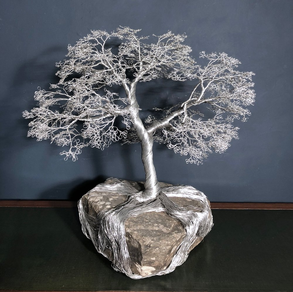 Large Wire Tree
