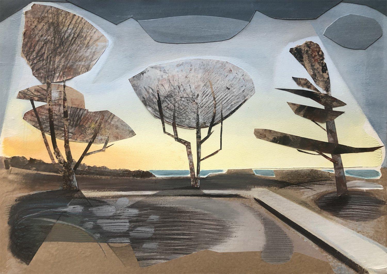 Lindsey Hambleton - Sunset - Coastal Pines