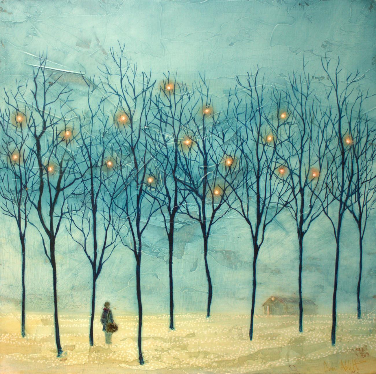 Daniel Ablitt 'Refuge' original oil painting