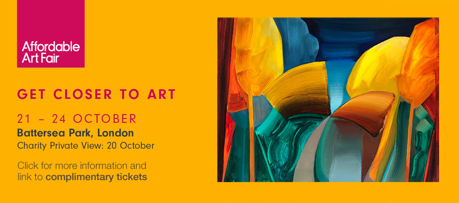 AAF Battersea Affordable Art Fair