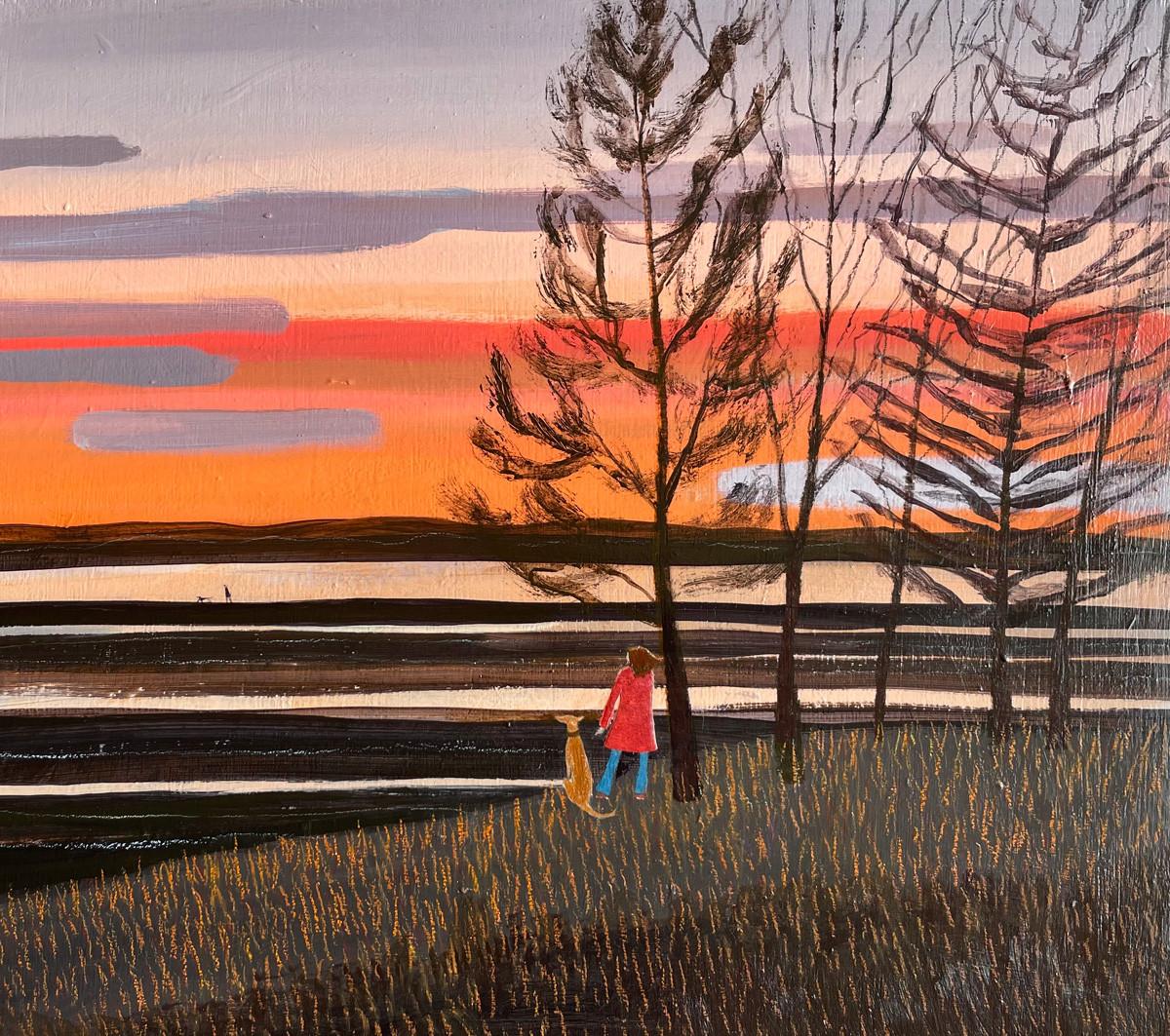 Barbara Peirson original painting